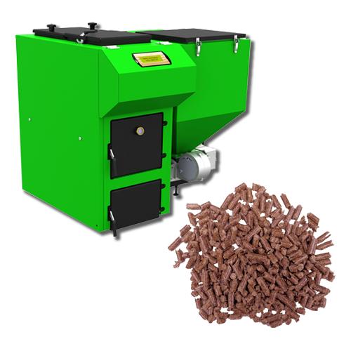 calefacion con biomasa