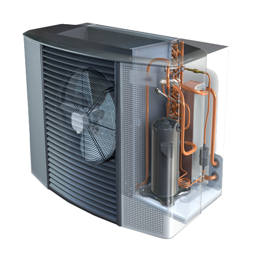 calefaccion bomba de calor