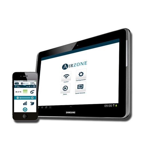 airzone tablet